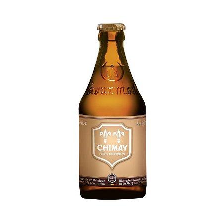Cerveja Trapista Chimay Gold 330ML