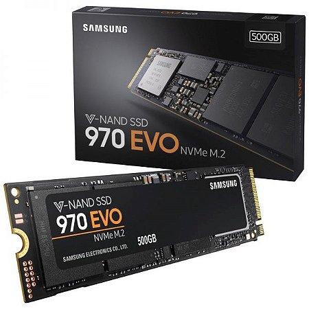 HD SSD M2 Samsung Evo 970 PLUS 500GB NVMe M2