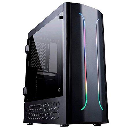 PC GAMER LIDER**-A320-R3 2200G-8GB DDR4-SSD 240GB-HD 1TB-500W-GABINETE GAMER