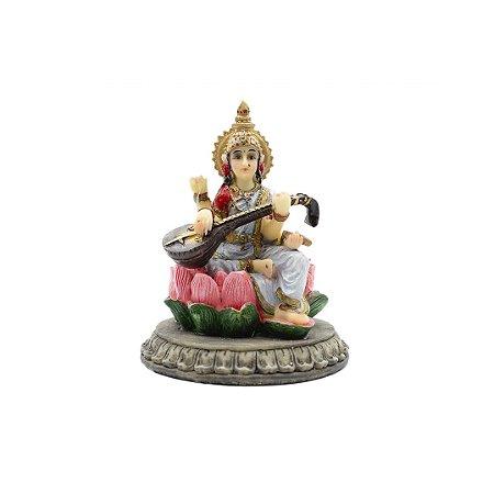 Estatueta de  Saraswath