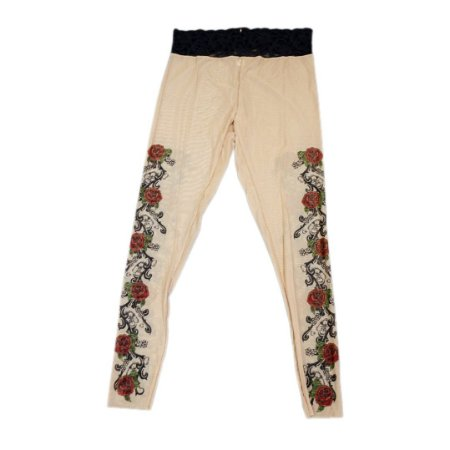 Legging Tatoo Rosas