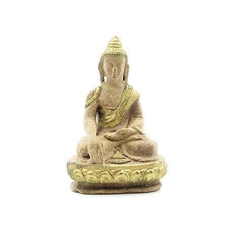 Caixa Tibetana com Buda