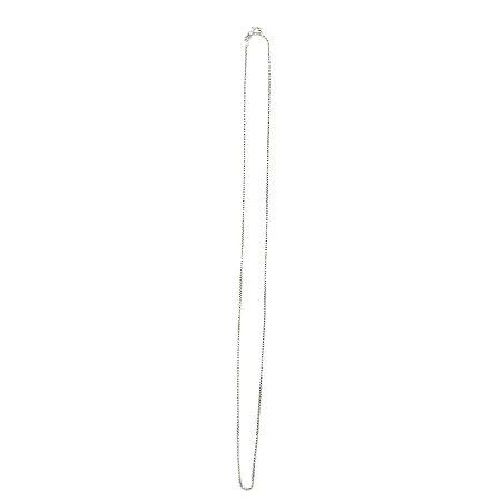 Corrente de Prata 40 cm
