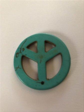Pingente Símbolo da Paz