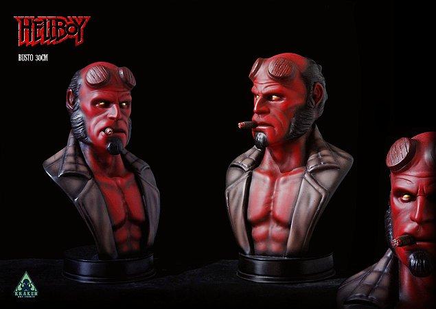 Busto HellBoy