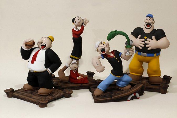 Set Popeye + DUDU