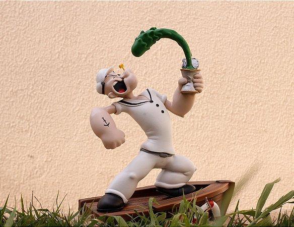 Popeye - Uniforme Branco