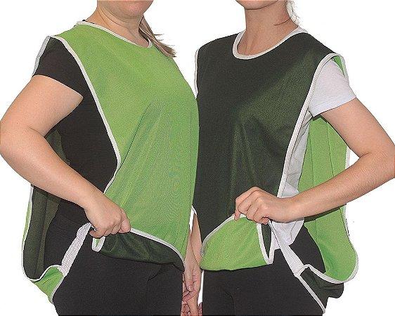 Colete Premium Dupla Face - Verde   Verde Claro (G) - Rei Do Colete 670e06618c2de
