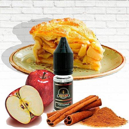 Tortapple - 10ml - E-liquid de Sobremesa de Maçã com Canela