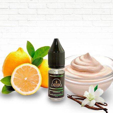 Lemonilla - 10ml - E-liquid de Limão Baunilha e Iogurte