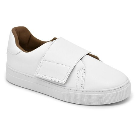 b60e537c815 Tenis Velcro Feminino - Charlotte Shoes