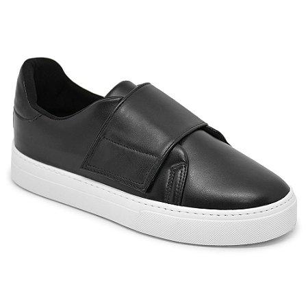 dcbb58de9ab Tenis Feminino Velcro - Charlotte Shoes