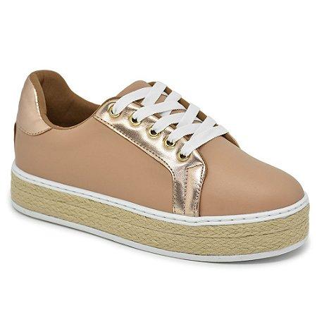 bcbdfca212f Tenis Feminino Plataforma - Charlotte Shoes