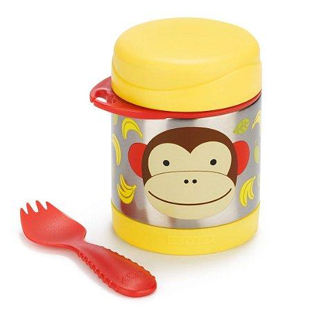 Pote Térmico Skip Hop Zoo - Macaco