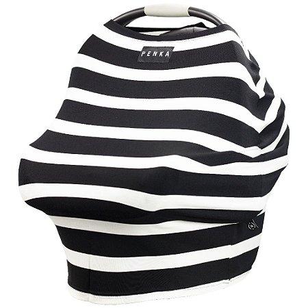 Capa Multifuncional para Bebê Conforto e Carrinho Penka Pepe