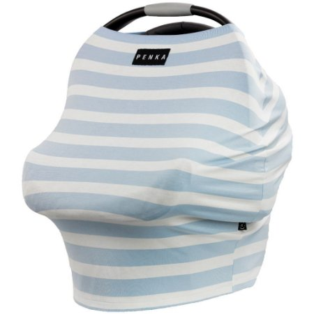 Capa Multifuncional para Bebê Conforto e Carrinho Penka Encantado