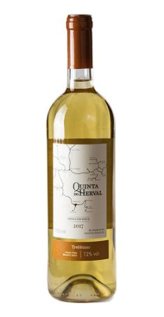 Vinho Branco Trebbiano - Quinta do Herval - Safra 2017