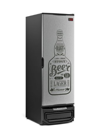 Cervejeira Porta Cega 570 litros GCB-57 GW TI Gelopar