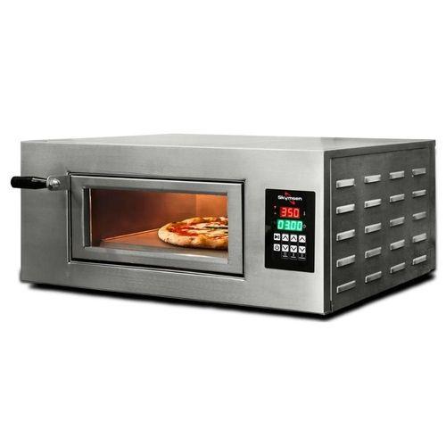 Forno de Lastro Para Pizza Digital 450 graus Flp-400d 220v - Skymsen