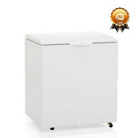 Freezer Horizontal Gelopar 1 tampa 220 litros GHBS-220 Gelopar