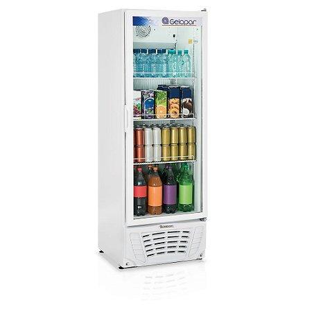 Refrigerador de bebidas vertical porta de vidro 414 litros  - GPTU-40 - Gelopar