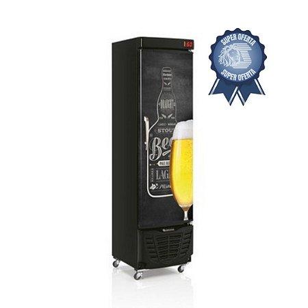 Cervejeira 230 litros Porta Sólida GRBA - 230 EQC Gelopar