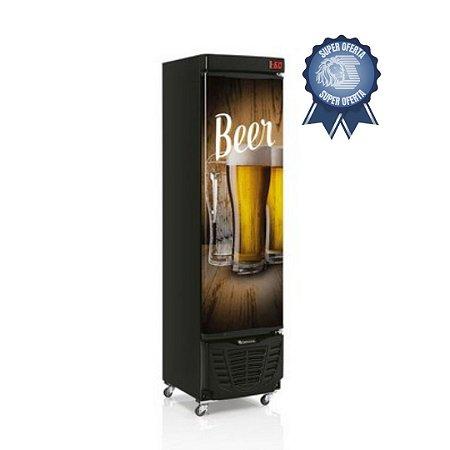Cervejeira Porta Cega 230 litros GRBA - 230 EWD Gelopar