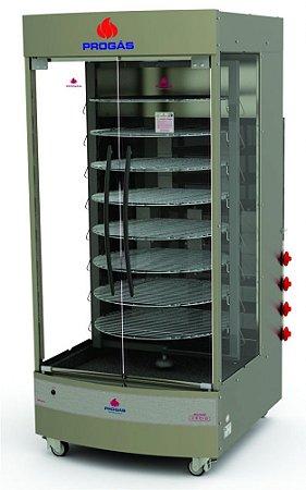 Forno Industrial Giratório Multiuso a gás G4 - Progás - PRP-482