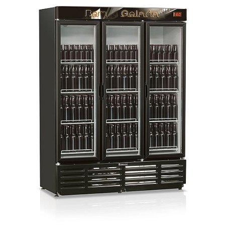 Cervejeira 3 Portas de Vidro 1180 litros GRBA-1180PV Gelopar