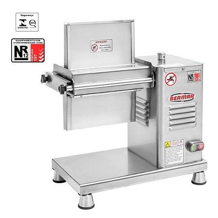 Amaciador e Preparador de Carnes Super em Aço Inox BM 115 NR PF Bivolt