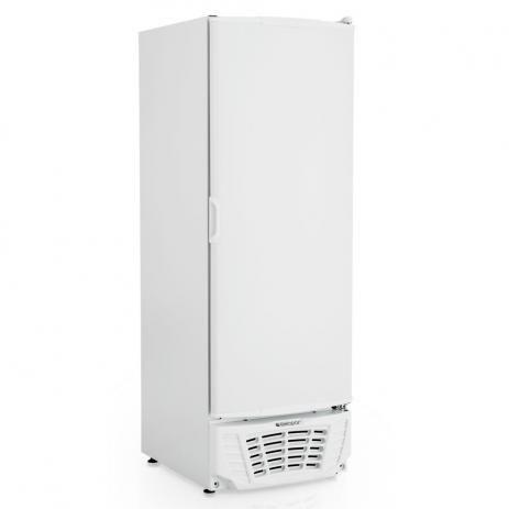 Refrigerador Vertical Conveniência Turmalina porta sólida GPTU 570C Gelopar