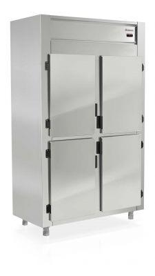 Geladeira Comercial Inox 4 Portas - GREP-4P - Gelopar