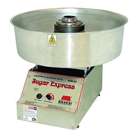 Máquina de Algodão doce Inox - ADB02 - Braesi