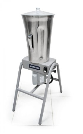 Liquidificador industrial 19 litros basculante - LQL19 - Metvisa