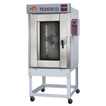 Forno Turbo 10 Esteiras Elétrico - FTT300E - Tedesco