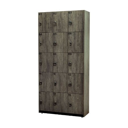 Guarda Volumes Amadeirado 15 Portas - REF360788 - Sibéria