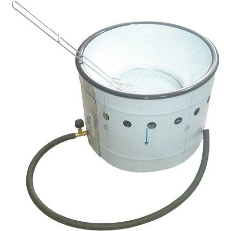 Fritadeira em tacho a gás 7 litros TFGI-7 Ital Inox
