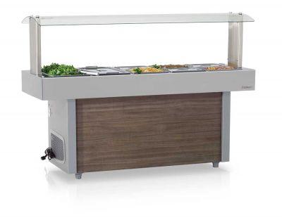 Buffet Self-Service Refrigerado GMRA-190 Gelopar