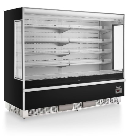Refrigerador Vertical Aberto GSTO-2400PR