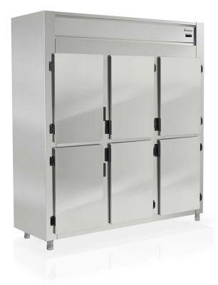 Refrigerador Comercial Inox GREP-6P AI