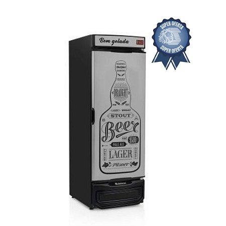 Cervejeira Porta Cega 570 litros GRBA - 570 GW Gelopar
