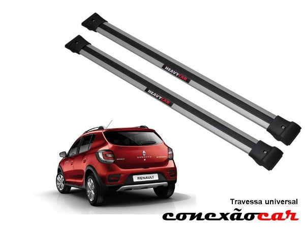 Travessa de Teto Sandero Stepway Heavy Car