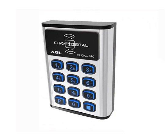 Controle De Acesso Digital Ca500 Card - Agl