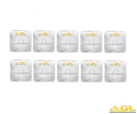 Kit c/ 10 Mini Card AGL