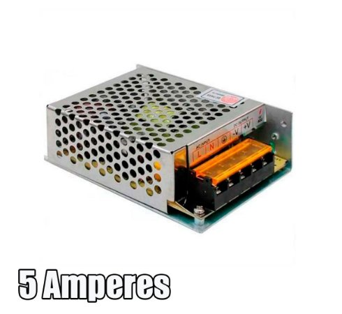 Fonte Chaveada Colméia 12v Bivolt - 5,10 e 20 Amperes
