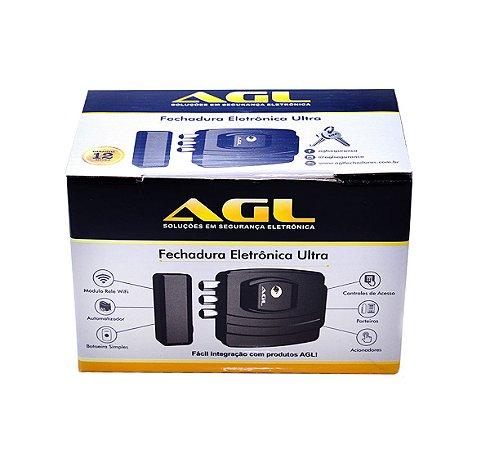 Fechadura Eletrônica Agl Ultra