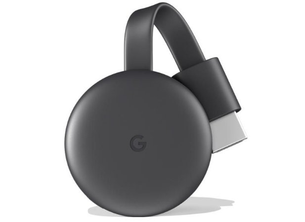 Novo Google Chromecast 3  Hdmi 1080p Original