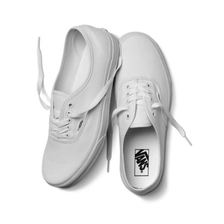 VANS AUTHENTIC - BRANCO - B1 Imports  be26a57aa60