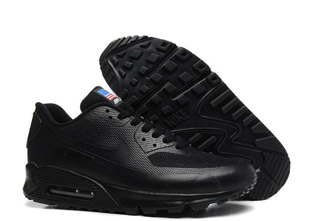 cba926b444a NIKE AIR MAX 90 INDEPENDENCE DAY - PRETO - B1 Imports
