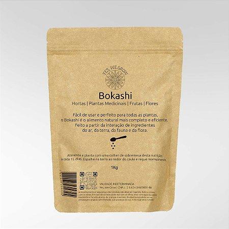 Bokashi Sólido 1 Kg